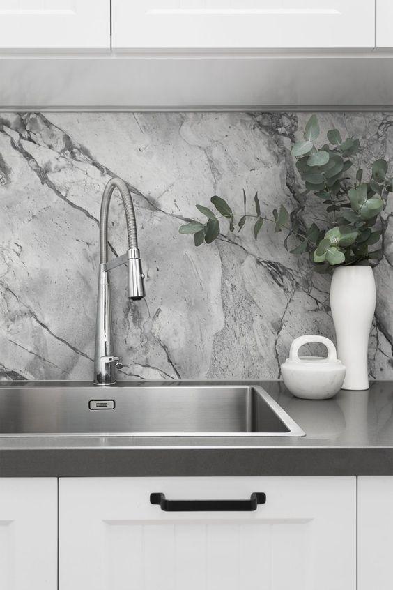 Glavnaya Kitchen Interior Kitchen Marble Interior Design Kitchen