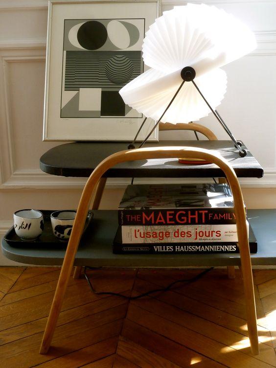 Sentou Steiner Revisited Visit Http Breedensontheroad Blogspot Fr Mobilier Design Lamp Lampe