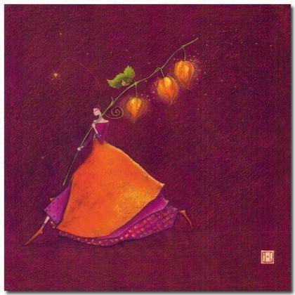 Gaelle Boissonnard - They look like lanterns...: