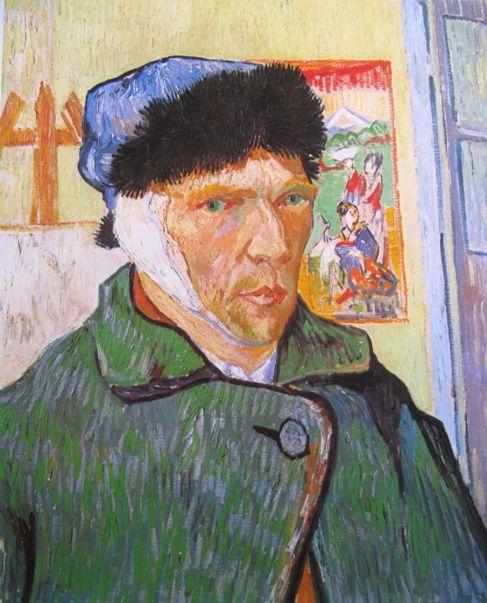 Zelfportretten van Vincent van Gogh - Kunst Wetenschap Politiek | Kunst Wetenschap Politiek