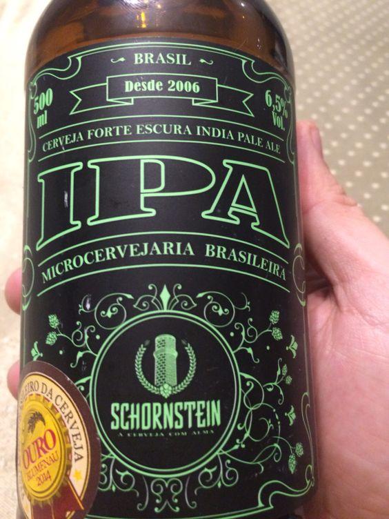 Schornstein India Pale Ale, Pomerode, Santa Catarina, Brasil