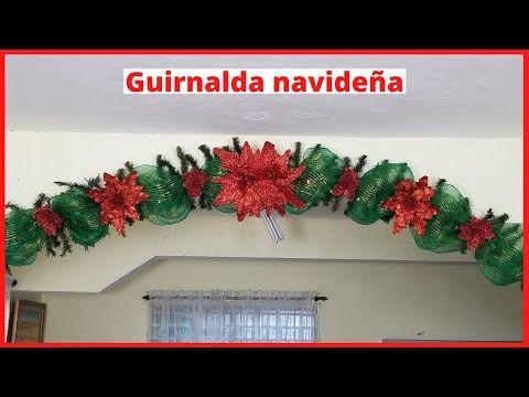 Imagenes De Guirnaldas Navidenas