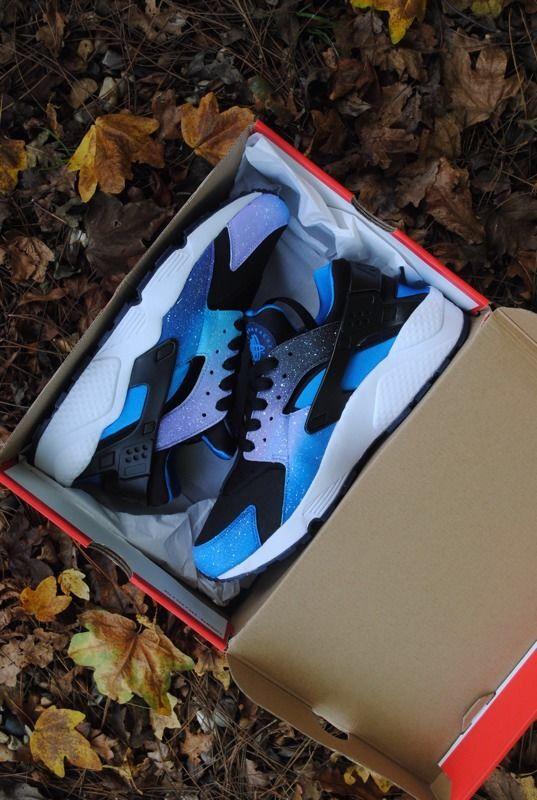 baby blue nike shox