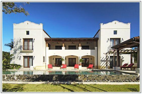 'Casa Orquidea. Incredible Beachfront Mansion. Hacienda Pinilla. - San Jose de Pinilla house rental