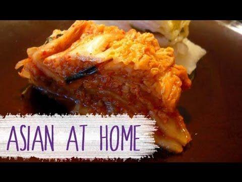 Kimchi recipe make kimchi korean food asian at home youtube kimchi recipe make kimchi korean food asian at home youtube forumfinder Gallery