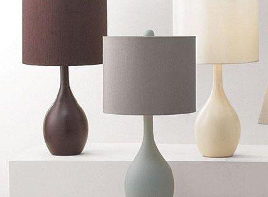 أبجورات Table Lamp Lamp Decor