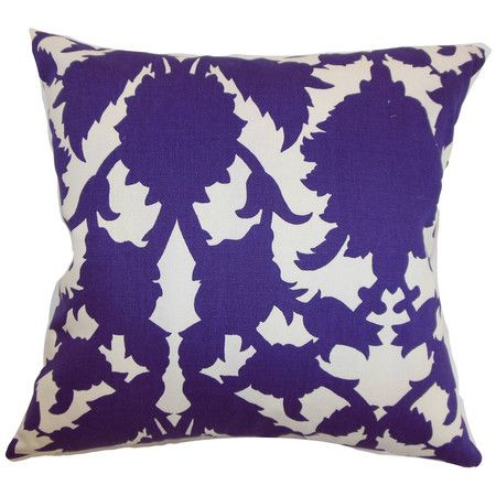Angelina Pillow in Amethyst  at Joss and Main