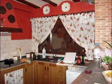 صور ستائر للمطبخ أحدث ستائر المطبخ للعروسة Youtube