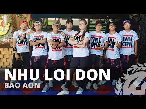 Nhu Loi Don By Bao Anh Zumba Vietnam Pop Tml Crew Bryan Moico Youtube Zumba Zumba Dance Dance Music