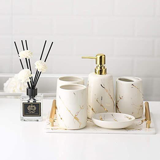 Bathroom Accessories Luxury, Bathroom Theme Sets