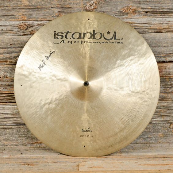 Istanbul Agop 22 Inch Signature Mel Lewis Ride USED