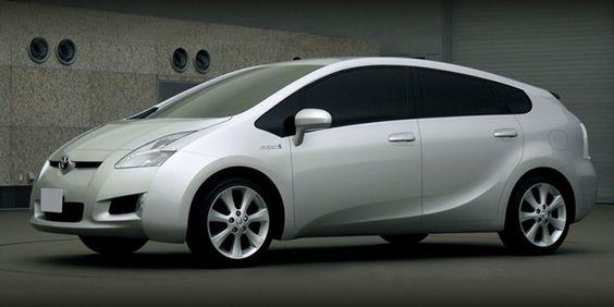 OG | 2009 Toyota Prius Mk3 | Initial prototype - proposal B