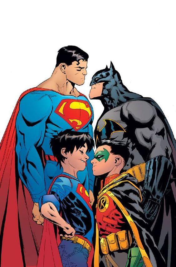 Batman and Superman by Patrick Gleason