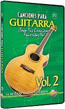 Canciones para Guitarra Vol. 2 (DVD)