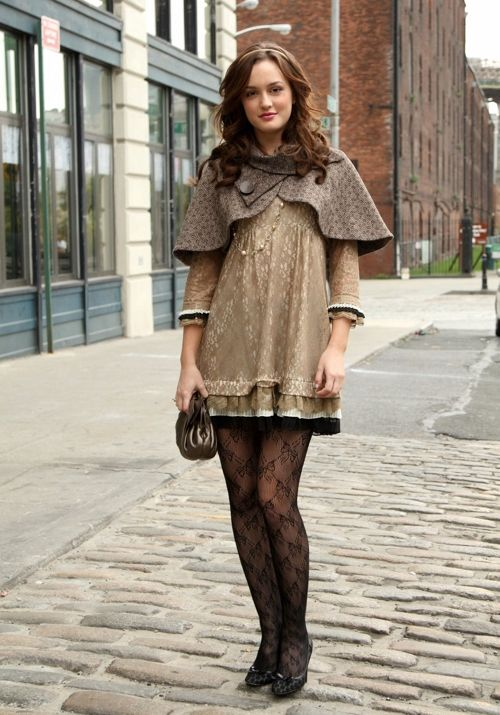 Como usar vestido no inverno - How to wear a dress in winter time (2)