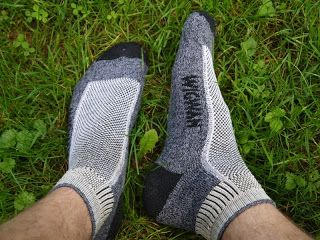 Vegan Backpacking Sock Review: Wigwam Cool-Lite Hiker Pro