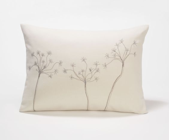 Delicate Dandelion Pillow - Live Good Home Products