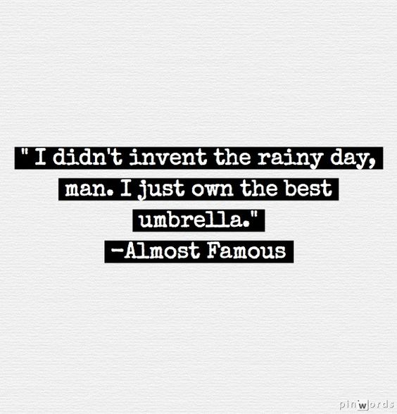almost famous quote: