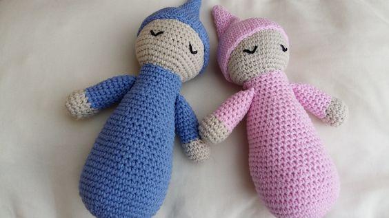 una pareja de dormilones muy tiernos