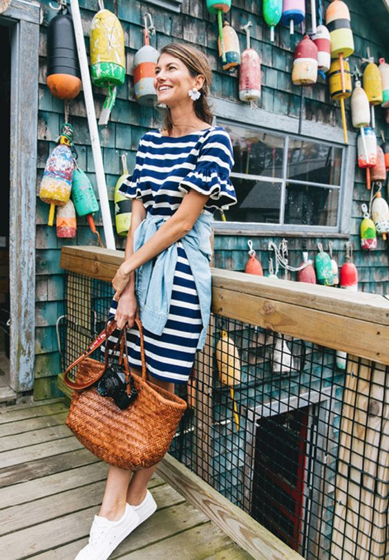 Cute Stripes Outfits
