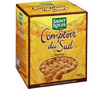 More than 80 brands of cane sugar! CaneSugarBrand#46 COMPTOIR DU by SUD SAINT LOUIS SUCRE, imported from France. Watch this and more sugars, syrups and tabletop sweeteners unboxing at WhatSugar Channel