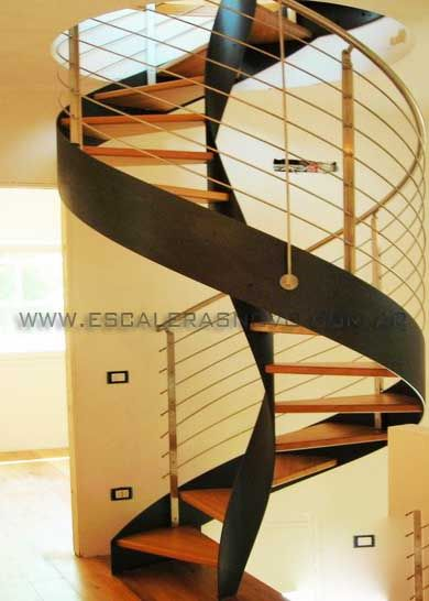 Pinterest the world s catalog of ideas for Escaleras caracol sodimac