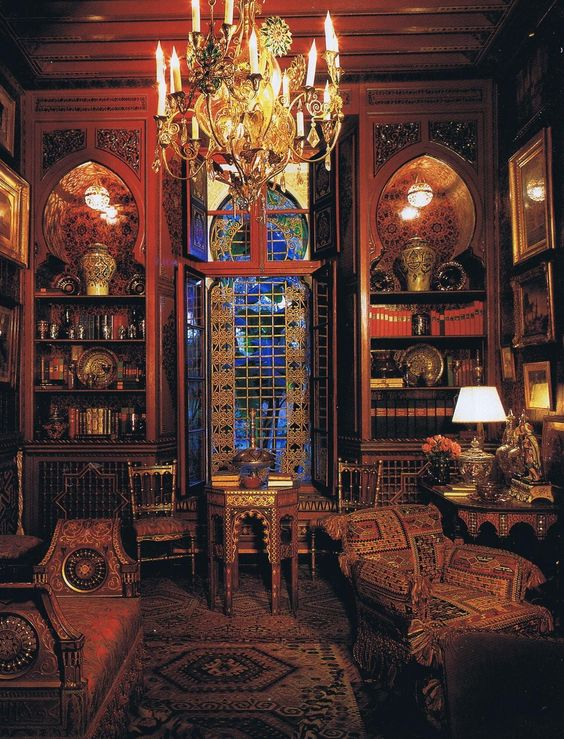 Yves Saint Laurent´s home - Marrakech