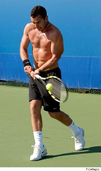 Tennis celebrities pic 14