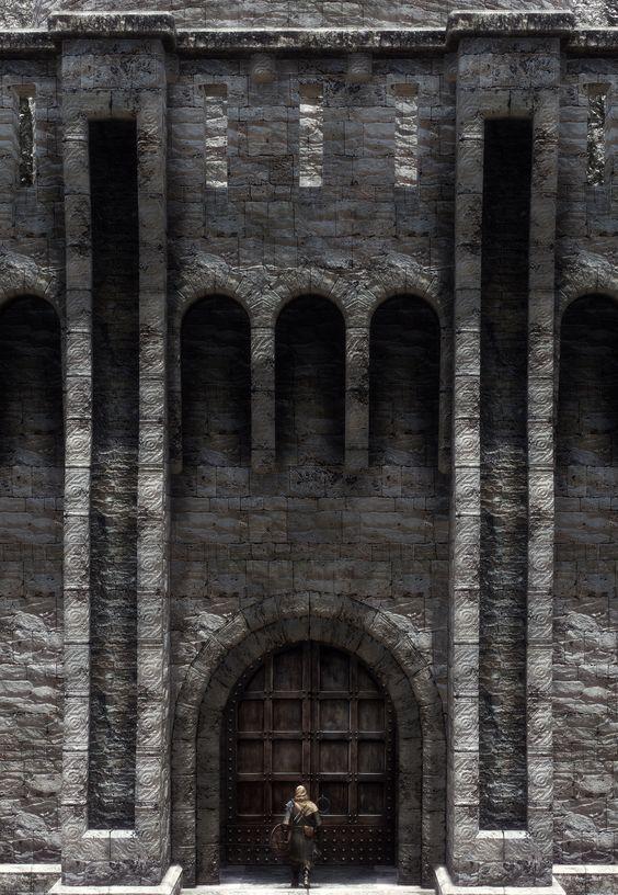 Fort Knocks (Fort Dawnguard) #games #Skyrim #elderscrolls #BE3 #gaming #videogames #Concours #NGC
