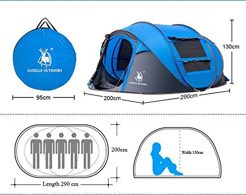 woods 6 person dome tent instructions