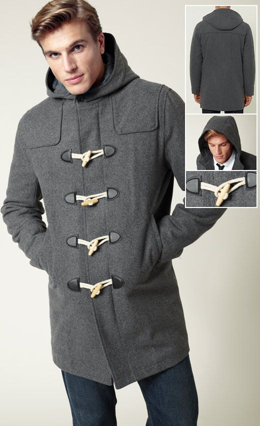 Define Duffle Coat - Coat Nj