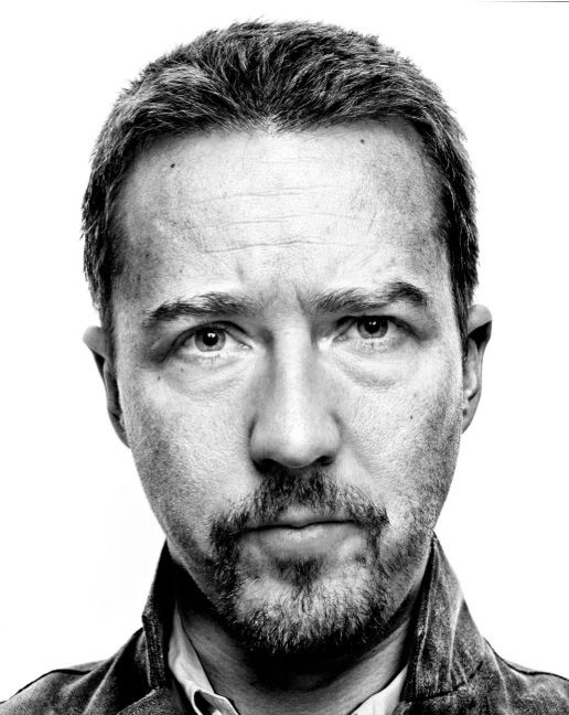 Edward Norton (1969) ) American actor, filmmaker and activist. Photo © Platon