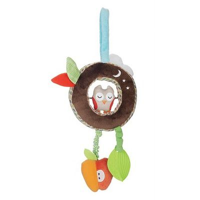 Skip Hop Treetop Friends Night and Day Discovery Toy