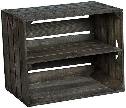 Holzkiste Alte Kiste Holzkassette Mit Griffen Geldkasette