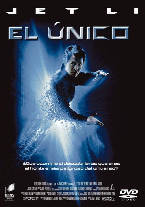Jet Li en un doble papel como un agente de policía que debe defenderse de una réplica exacta de sí mismo venida de otro universo con la intención de acabar con él. Una película futurista de ciencia-ficción con acción a raudales del director de Destino final y protagonizada por Carla Gugino, Jason Statham y Delroy Lindo.