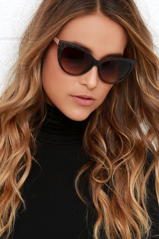 Óculos Gatinho (foto: Pinterest/Reprodução)