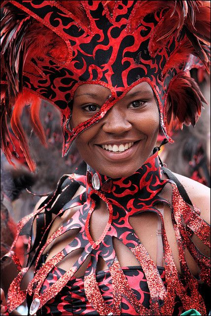 Notting Hill Carnival...Get London travel tips www.ytravelblog.com/london-travel-tips