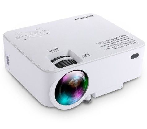 32 Amazing Gifts Under 200 That Anyone Would Love To Receive Best Portable Projector Best Projector Phone Projector