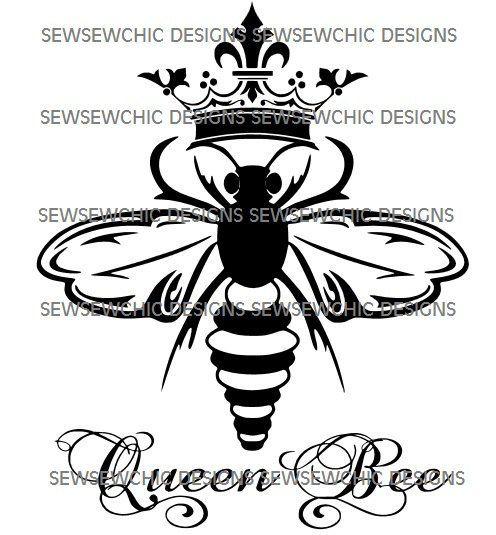 35++ Queen bee svg free ideas