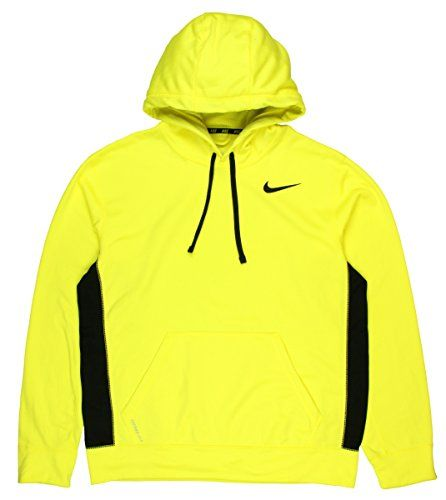 yellow nike sweatshirt