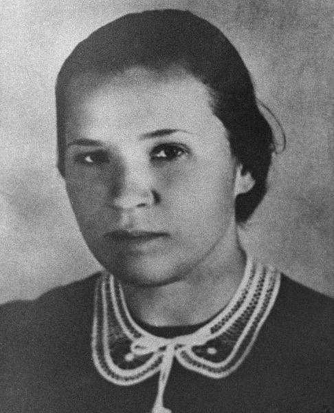 Mariya Osipova Female Soldier Female Soldier