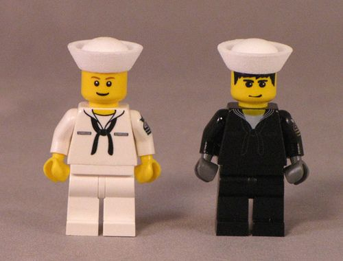 Sailor Legos Where Do I Find These Navy Navy Navy