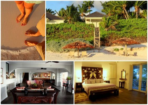 #Pink #sand #beach and #luxury #cottages... oh, my! http://bit.ly/coralsandsrev  #glamping #travel #nature #HarbourIsland #Bahamas #CoralSandsHotel @honeytr