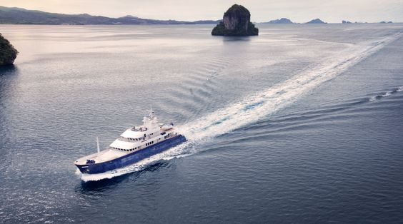 The superyacht Northern Sun is all about adventure and exploration. Making the most of being out on the water and having the ability to do so in a seaworthy vessel.  Wether watching the sun set from the top deck Jacuzzi as you sip champagne or Heading ashore and meet the locals and immerse yourself in a different culture Northern Star is will not only meet but exceed your expectations.  Charter today: www.braymanagement.com.au
