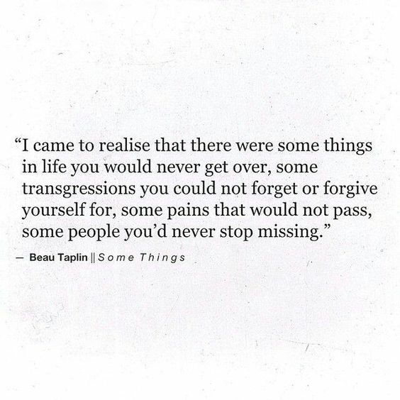 Beau Taplin | Some Things
