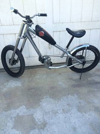 Original Clean West Coast Chopper Jesse James Bicycle 50