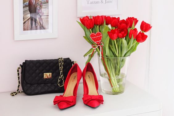 Fashion Kitchen: Would you be my Valentine?