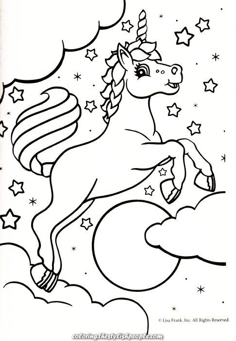Incredible Unicorn Makaila Likes The Quot Ponycorns Quot Coloring Web Page Unicorn Coloring Pages Coloring Pages Cute Coloring Pages