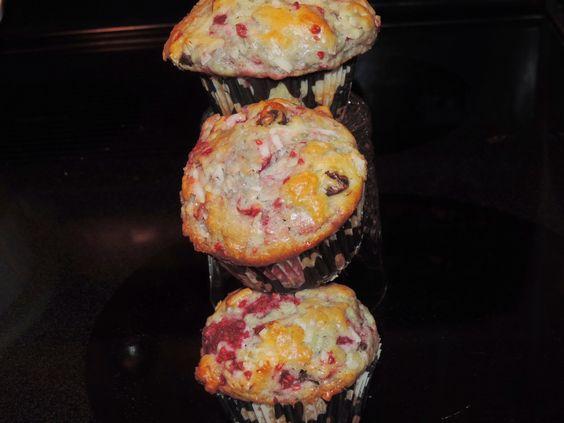 Maman Mélanie cuisine: Muffin framboise chocolat et coconut
