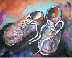 Resultado de imagen para acuarela zapatos